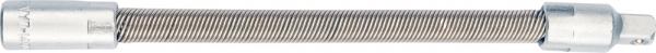 Prelungitor Tubulara YATO, Flexibil, 1/4, CrV, 150mm 0