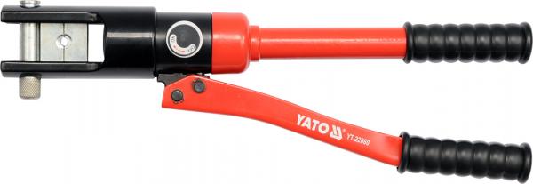 Presa Hidraulica YATO, Pentru Sertizat, 8T, 10 - 120mm [0]