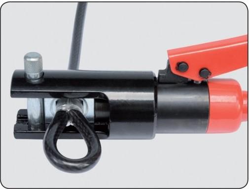 Presa Hidraulica YATO, Pentru Sertizat, 8T, 10 - 120mm [2]