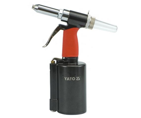 Presa Pneumatica YATO, Pentru Nituit, 2.4 - 6.4mm, 1389kg 0