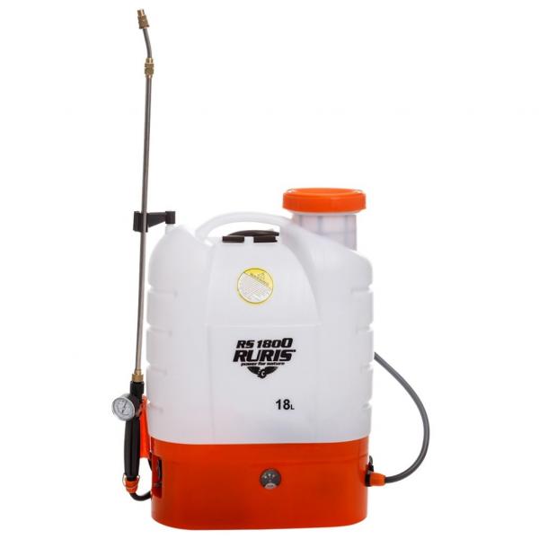Pulverizator electric RURIS, cu acumulator, RS 1800, 12V, 8Ah [0]