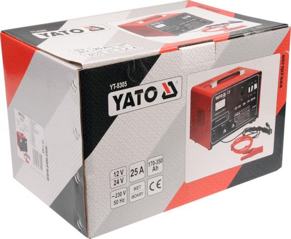 Redresor Auto YATO 12/24V 1