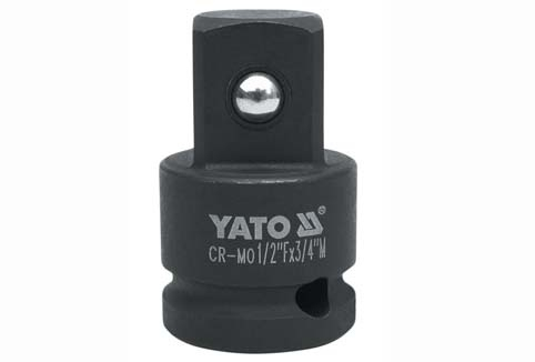 Reductie YATO, De Impact, CR-Mo, 1/2 la 3/4 Inch 0