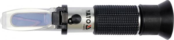 Refractometru YATO, Pentru Masurarea Fluidelor Auto 0