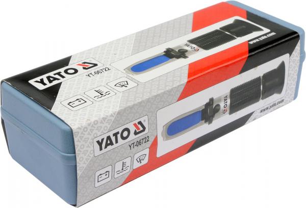 Refractometru YATO, Pentru Masurarea Fluidelor Auto 3