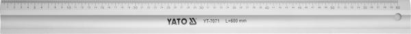 Rigla Aluminiu YATO, 300mm [1]