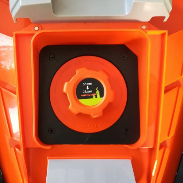 Robot de tuns gazon RURIS [7]