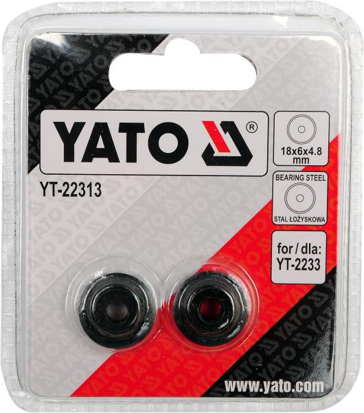 Rola de Schimb YATO, Pentru Cleste Taietor Tevi YT-2233 1