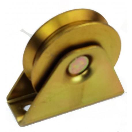 Rola poarta cu suport VENUS DSH, canal Y, 80mm 0