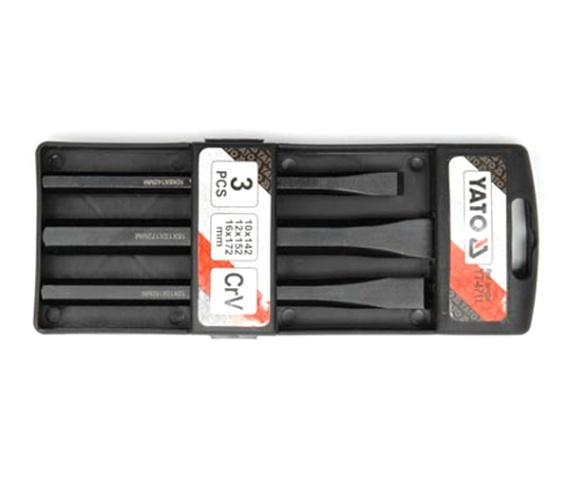 Set Dalti Impact YATO, CR-V, 3 buc 0