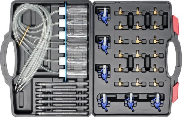 Set Diagnostic YATO, Preaplin Pentru Injectoare, 31buc 0
