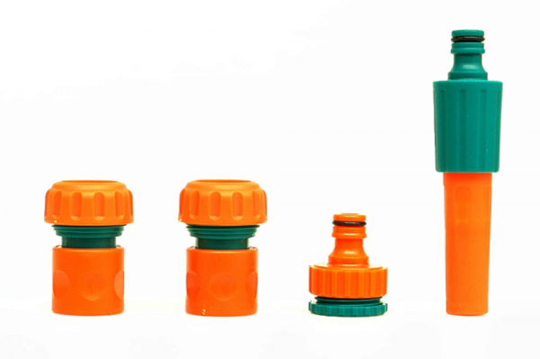 Set FLO, duza 1/2 + adaptor 1-3/4, 4 piese 0