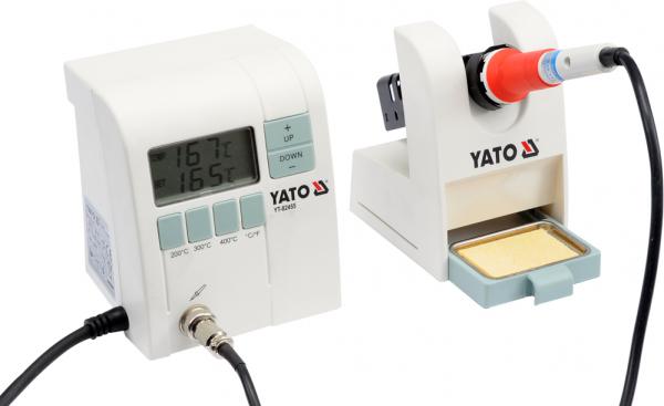 Statie de lipit YATO, cu afisaj digital, 48W 0
