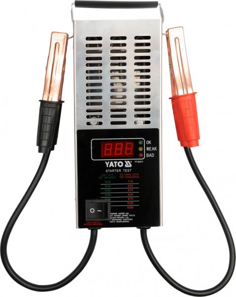 Tester Acumulatori YATO, Digital, 12V 0