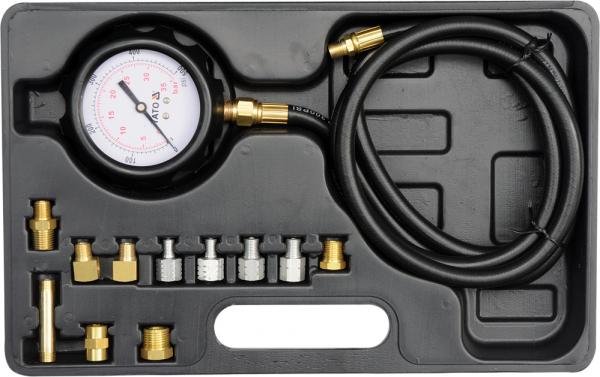 Tester Presiune Ulei YATO, 0 - 500PSI, 0 - 35bar 0