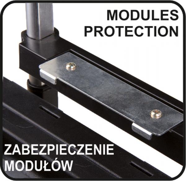 Troler Pentru Scule YATO, Capacitate 45kg, 520 X 320 X 720mm 5