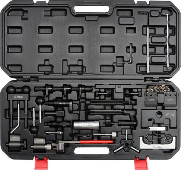 Trusa Blocare Distributie YATO, Pentru Motoare V.A.G, 34piese 0