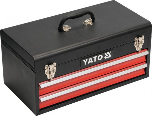 Trusa Scule Profesionala YATO, Metalica, 80 Piese 4