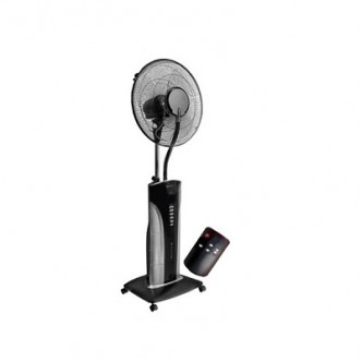 Ventilator pulverizator DESCON, cu telecomanda si timer, 16, 100W [2]
