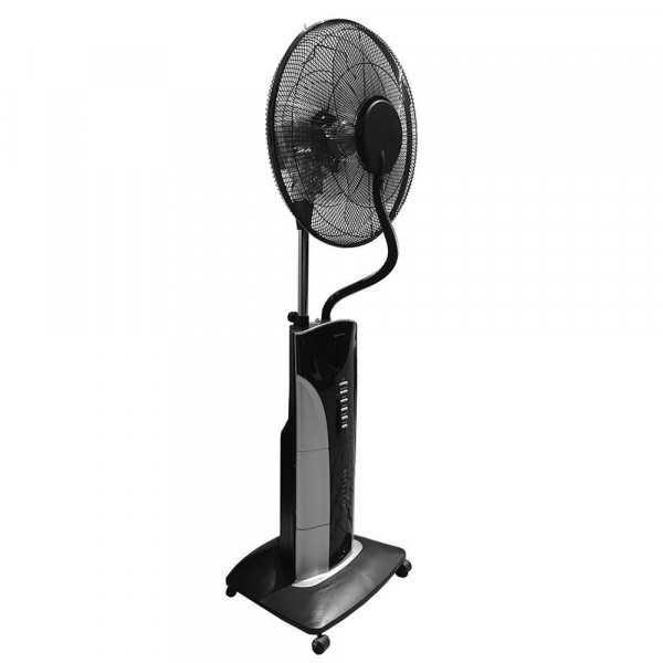 Ventilator pulverizator DESCON, cu telecomanda si timer, 16, 100W [1]