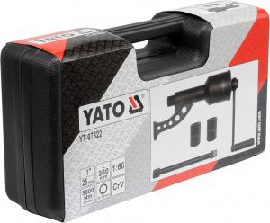 Amplificator de Forta YATO, 1 inch, 5800Nm, 380mm [2]