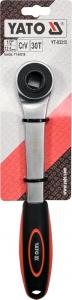 Cheie cu Clichet YATO, Pentru Robinet Radiator, 30T, 1/2 inch3