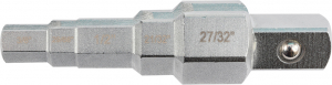 Cheie in Trepte YATO, Pentru Radiator, 1/2 inch0