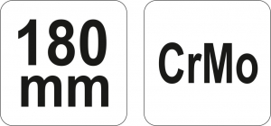 Cleste Autoblocant YATO, Pentru Sudura, 180mm2