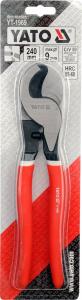 Cleste Taietor YATO, Pentru Cabluri Electrice, CR-V, 240mm1
