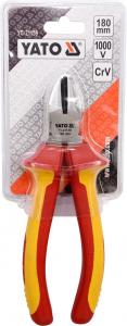 Cleste Taietor YATO, VDE, 1000V, 180mm [2]