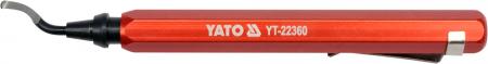 Debavurator YATO, Pentru Tevi, HSS [0]