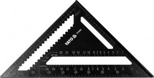 Echer Multifunctional YATO, Aluminiu, 300mm0