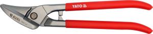Foarfeca Tabla YATO, Taiere pe Stanga, 260mm0