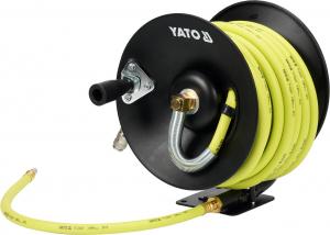 Furtun de aer comprimat YATO, HYBRID AIR, 9.5mm, 15m, 20bar2