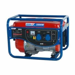 Generator de Putere DEDRA, 2kW, Benzina [0]