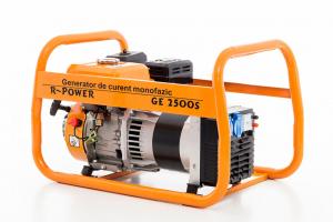 Generator de putere RURIS, R-Power GE2500S, 2500W, benzina, 7CP0