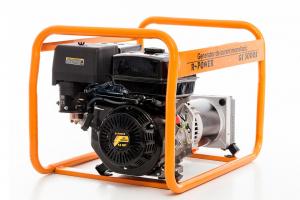Generator de putere RURIS, R-Power GE5000S, 5000W, benzina, 13CP2