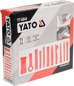 Kit Demontare YATO, Pentru Tapiterie Auto, 11buc2