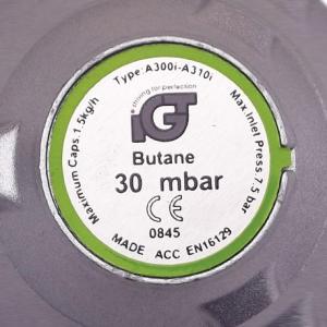 Kit VENUS DSH, pentru butelie gaz, Regulator presiune + Furtun 1.5m + 2 Coliere2