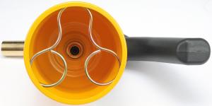 Lampa gaz VOREL, aprindere PIEZO-ELECTRICA, 190g [3]