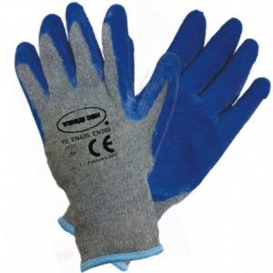 Manusi protectie VENUS DSH, bumbac/latex, Marime 10, 0
