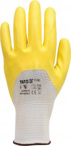 Manusi protectie YATO nitril1