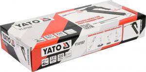 Masina de Gresat YATO, Pneumatica, 1/4, 0.63 MPA, 400CM32