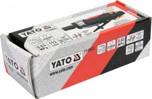 Masina de Polizat Pneumatica YATO, 6.3 Bar, 1/4 inch3
