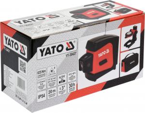 Nivela Laser YATO, in 5 Puncte, 20m [3]