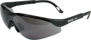Ochelari de protectie YATO, lentila neagra, protectie UV, plastic0