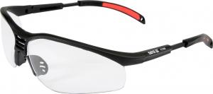 Ochelari protectie YATO, brate reglabile, protectie UV [0]