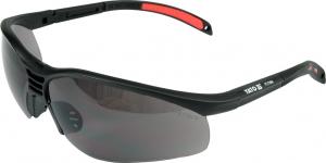 Ochelari protectie YATO, lentila neagra, protectie UV, plastic0