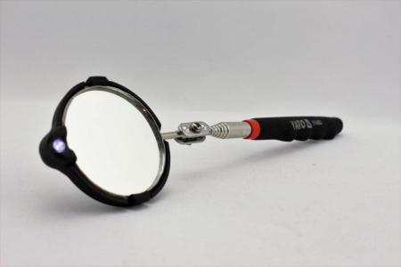 Oglinda Telescopica Pentru Inspectie YATO, cu LED, 265 - 920mm [3]
