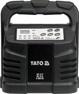 Pachet YATO, Dulap scule profesional, 6 sertare, Echipat 177piese + Redresor auto, 12V, 15A, 6 - 200Ah [6]